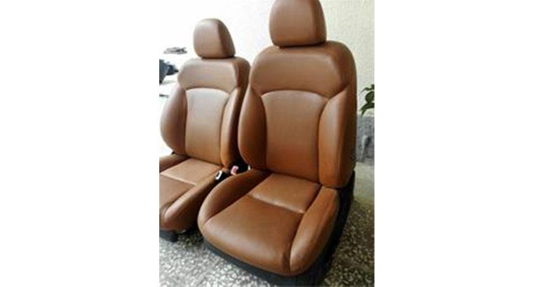تولید صندلی کامل نیسان و ۴۰۵