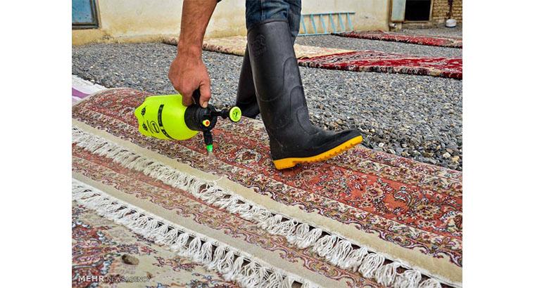 قالیشویی و مبل شویی سراسر تهران