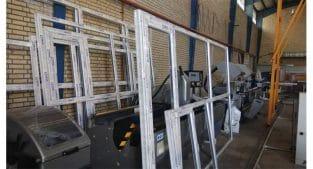 فروش انواع درب و پنجره دوجداره
