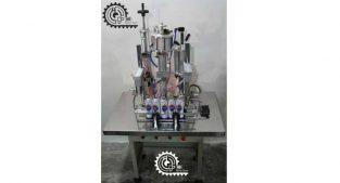 ساخت انواع دستگاه اسپری پرکن