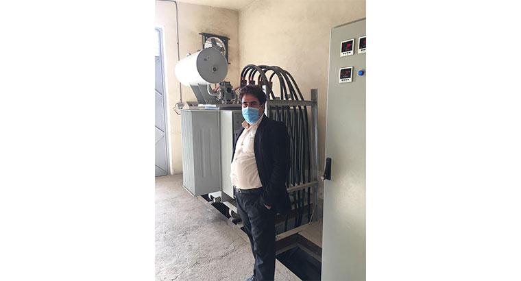 برقکاری ساختمان در زنجان