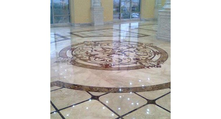 کاشی و سنگ سابی در شیراز