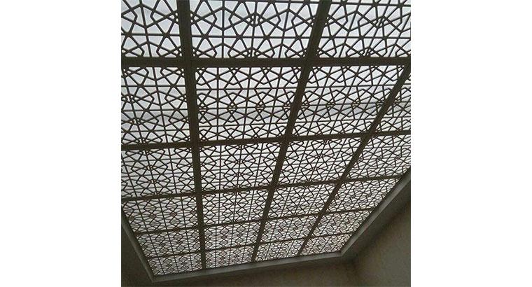 تولید تایل سقفی معرق