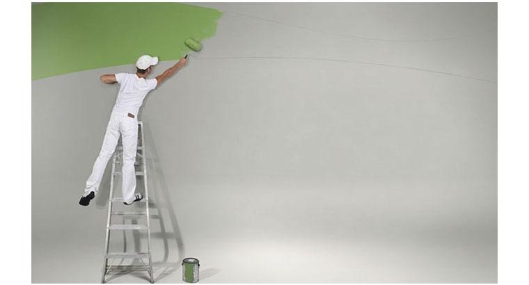 نقاشی ساختمان تنهایی
