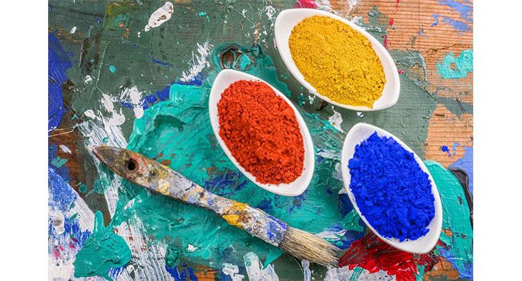 فروش پیگمنت رنگی آلی و معدنی