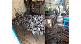 فروش ویژه آهن آلات ساختمانی