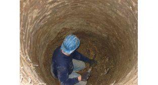 حفرچاه،چاه کن،چاه بازکن،لایروبی