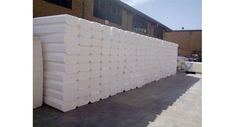 تولید و پخش فوم سقفی