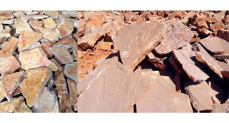 فروش مستقیم انواع سنگ لاشه