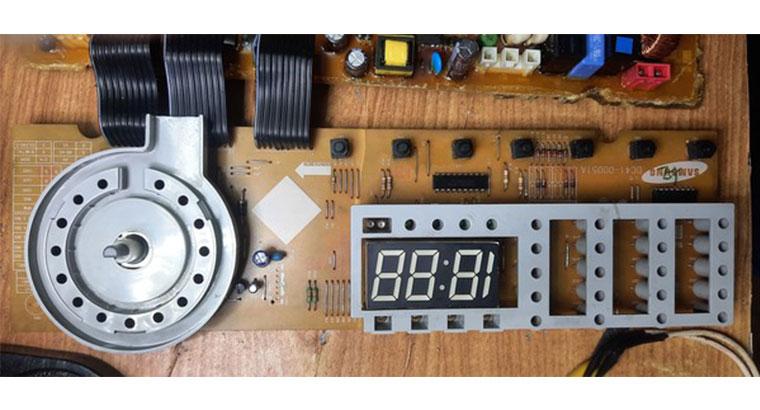 تعمیرات لوازم خانگی و بردهای الکترونیکی افشین