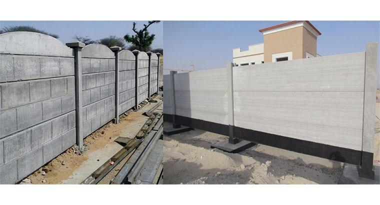 سازنده دیوار پیش ساخته RLC