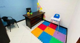 گفتار درمانی کودکان در تهران