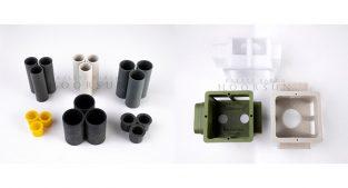 تولید و پخش انواع لوله های PVC