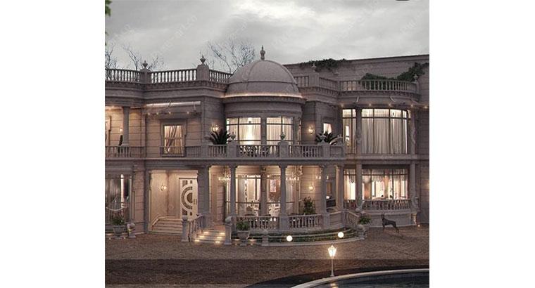گروه معماری الهام یلا