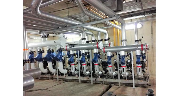 عایق کاری سیستم های حرارتی و برودتی
