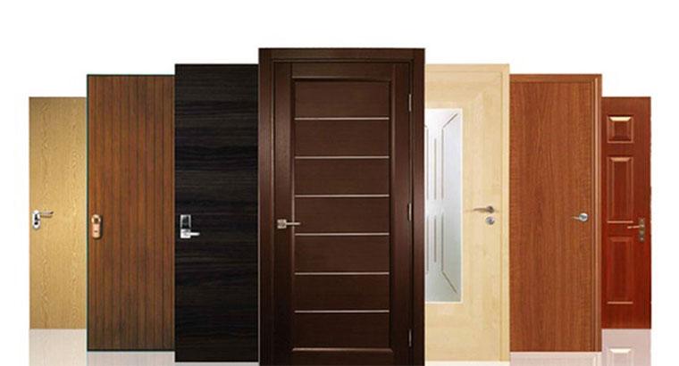 فروش و ساخت درب های چوبی