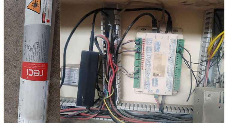 نصب،راه اندازی و تعمیرات دستگاه برش لیزر