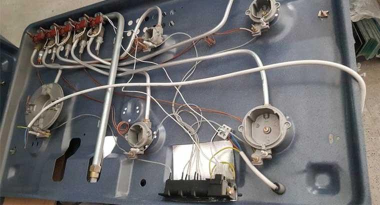 نصب،راه اندازی و تعمیر انواع اجاق گاز