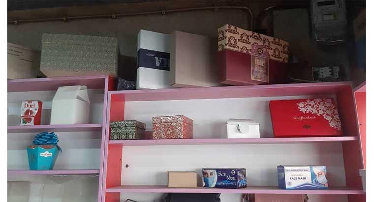 تولید انواع جعبه های مقوایی و لمینتی