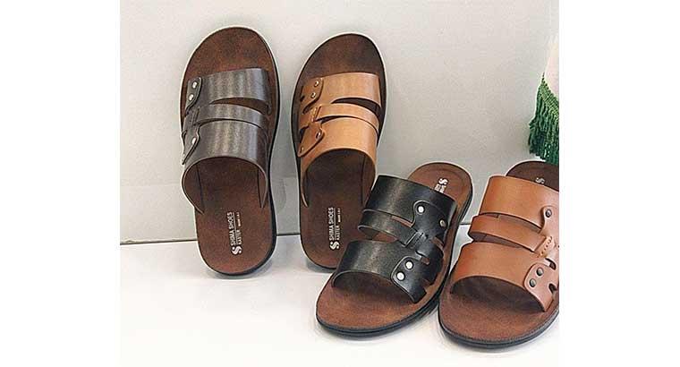 فروش و پخش انواع دمپایی و کفش