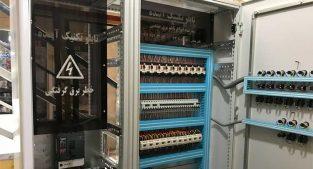سازنده انواع تابلو برق صنعتی
