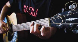 آموزش غیرحضوری گیتار