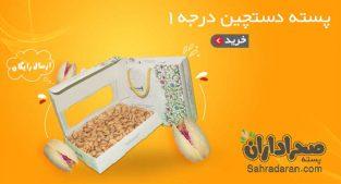 فروش آنلاین پسته آجیلی