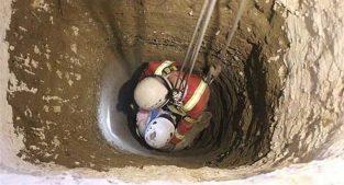 حفرچاه فاضلاب و آب در شهریار