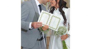 خدمات تشریفات عقد و ازدواج آزادگان