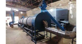 سازنده ماشین آلات تولید ذغال
